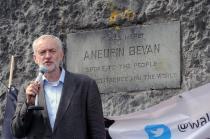 Corbyn Bevan stones